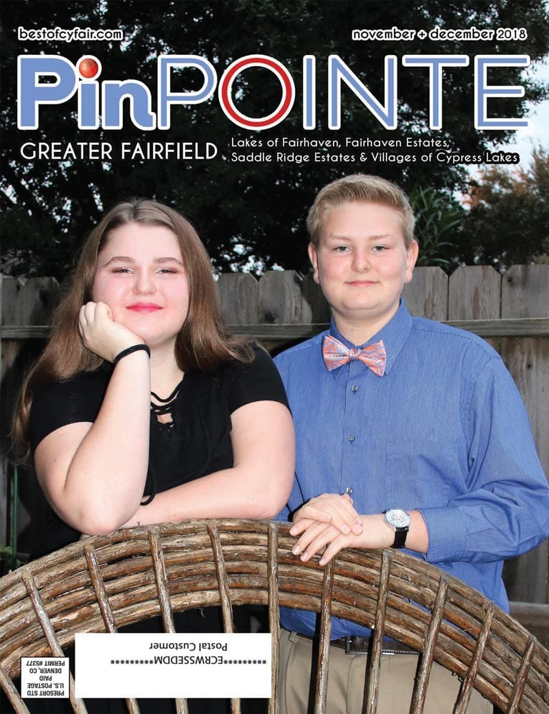 PinPointe Magazine cover