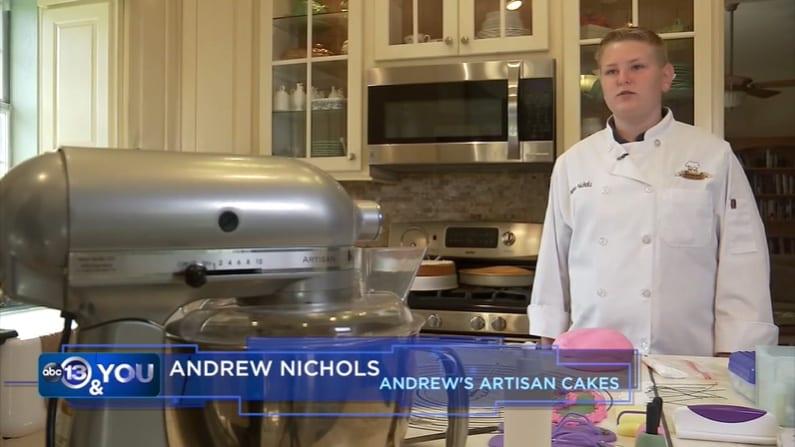 Andrew Nichols on ABC13 - August 04, 2018